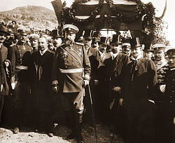 250px-Tzar_Ferdinand_at_proclamation_of_Bulgarian-independence
