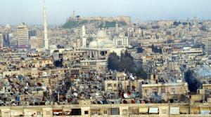 Алепо преди