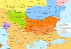 България според Берлински конгрес
