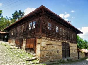 Даскалоливницата -класното училище в Елена