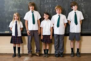 School children in classroom IS773-002 (Image Source via AP Images)
